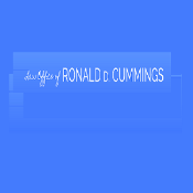 Law Offices Of	Ronald D. Cummings